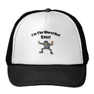 Worst Ref Ever Trucker Hat