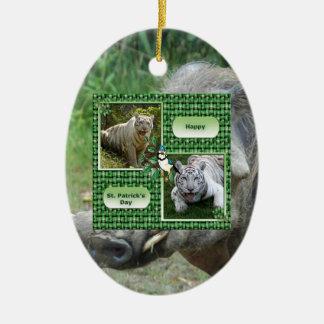 Wort Hog Christmas Ornament
