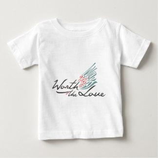 Worth the Love.Com Logo Tee Shirts
