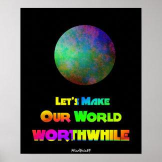 Worth-world 2 poster