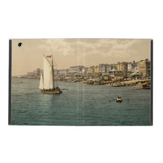 Worthing Beach I, Sussex, England iPad Cover