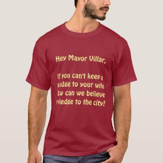 Worthless Mayor T-Shirt