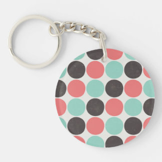 Worthy Broad-Minded Classic Philosophical Keychain