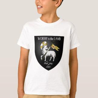 Worthy is the Lamb that was Slain Christian T-Shirt
