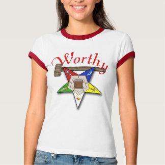 Worthy Matron T Shirt