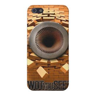 ¡WOT un teléfono! iPhone 5 Cárcasas