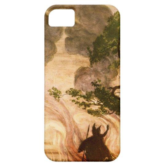 Wotan iPhone Case