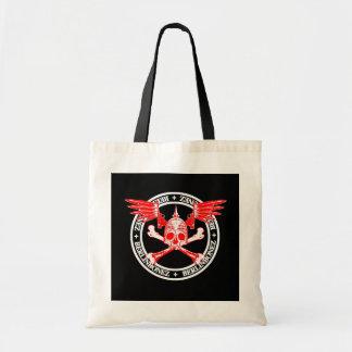 Wotan rides again! tote bags