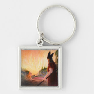 Wotan's Farewell Keychain