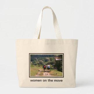 WOTM Jumbo Tote Canvas Bags