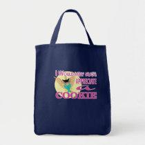 Would Much Appreciate Owl Unicorn Cookie Tote Bag