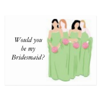 Would you be... postcard