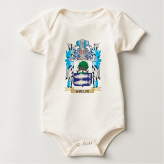 Woulfe Coat of Arms - Family Crest Bodysuits