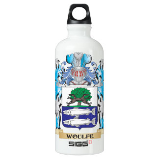 Woulfe Coat of Arms - Family Crest SIGG Traveler 0.6L Water Bottle