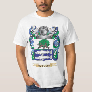 Woulfe Family Crest (Coat of Arms) Shirts