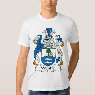 Woulfe Family Crest Tshirts
