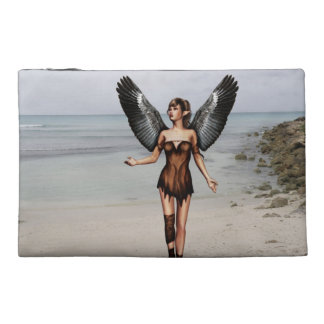 Wounded Angel Travel Accessories Bags