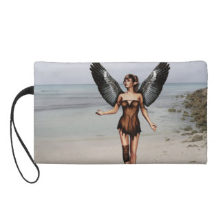 Wounded Angel Wristlets