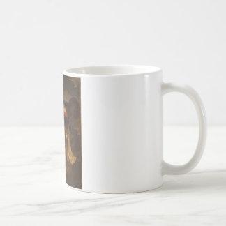 Wounded Cuirassier by Theodore Gericault Coffee Mug