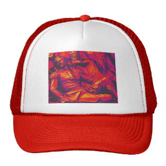 Wounded Prussian Soldier,Red Tint Hat