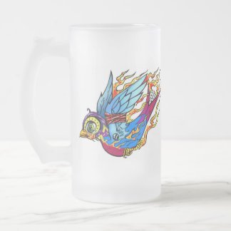 Wounded Sparrow Mug