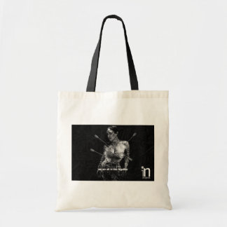 Wounded Woman Canvas Bag