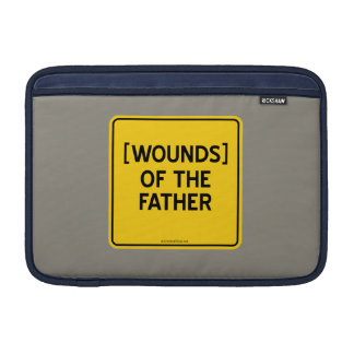 [WOUNDS] OF THE FATHER SLEEVE FOR MacBook AIR