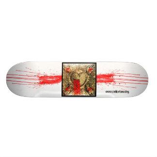 Wounds Skateboard Deck