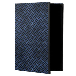 WOVEN2 BLACK MARBLE & BLUE STONE (R) POWIS iPad AIR 2 CASE
