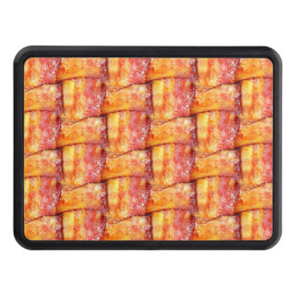 Woven Bacon Tow Hitch Covers