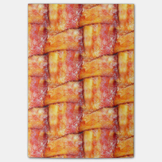 Woven Bacon Post-it Notes