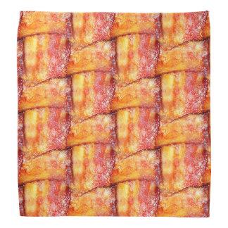 Woven Bacon Bandana