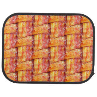 Woven Bacon Floor Mat