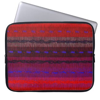 Woven Bands Laptop Sleeves