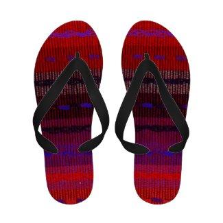 Woven Bands Sandals