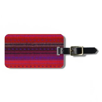 Woven Bands Tags For Luggage