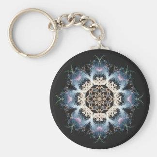 Woven Cosmic Halon V 1  Keychain