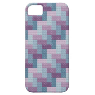Woven Cross Stitch iPhone 5 Case