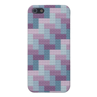 Woven Cross Stitch iPhone Case