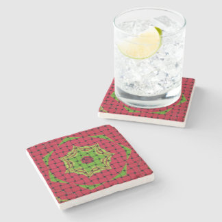 Woven Marble Stone Coasters