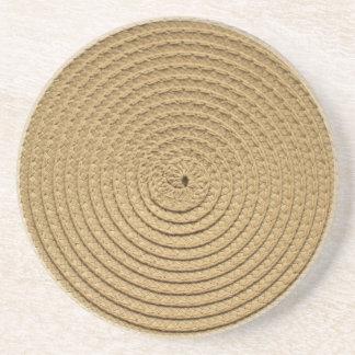 Woven Mat Coaster