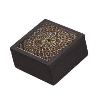 Woven Mat Gift Box