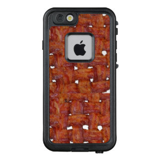 Woven Mat of Bacon LifeProof FRĒ iPhone 6/6s Case