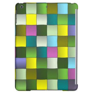 Woven Mosaic Pattern iPad Air Covers