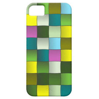 Woven Mosaic Pattern iPhone SE/5/5s Case