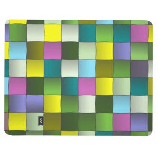 Woven Mosaic Pattern Journal