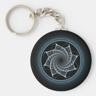 Woven Nautilus KeyChain