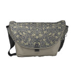 Woven Nets Courier Bag