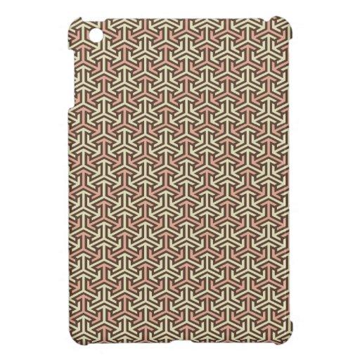 Woven Pattern iPad Mini Case