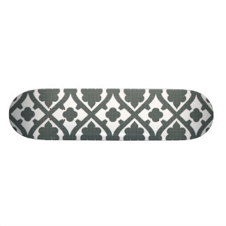 Woven Pattern Skateboard
